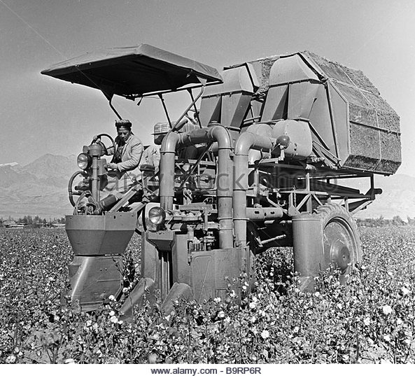 The Harvester Black and White Stock Photos & Images.