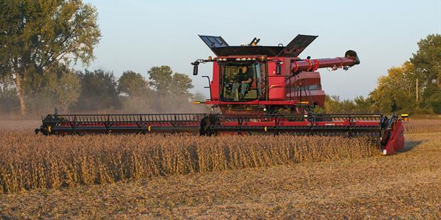 Harvesting Equipment.