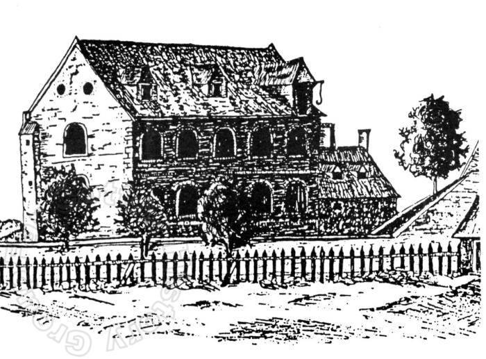 Cotton Mill.