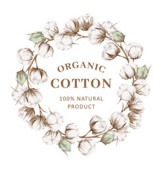 Cotton Wreath Vector Images (over 470).