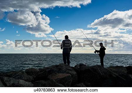 Stock Photo of Australia, Western Australia, Cottesloe Beach.