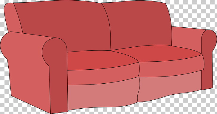 Couch Furniture Sofa bed , sofa PNG clipart.