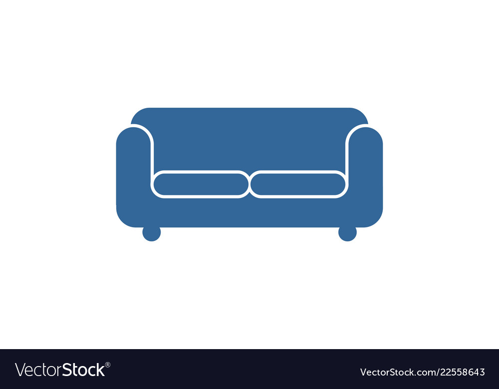 Furniture sofa logo.