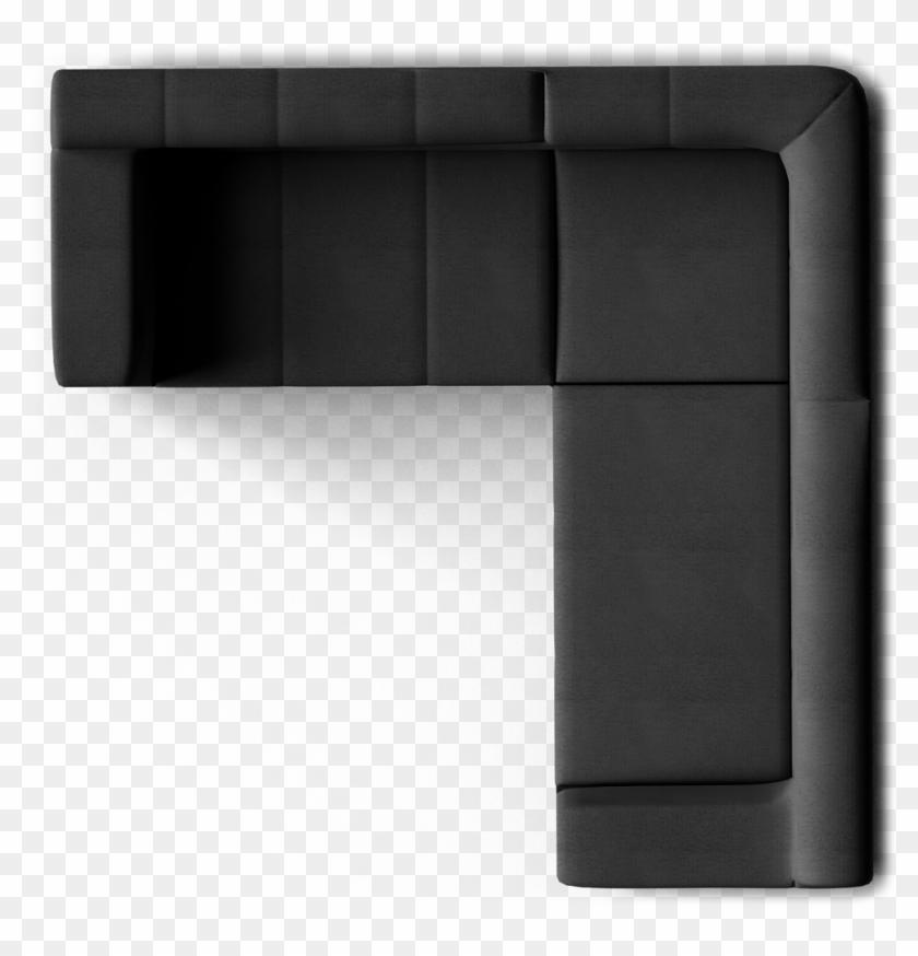 Kramfors 2 Seat Corner Sofa Top.