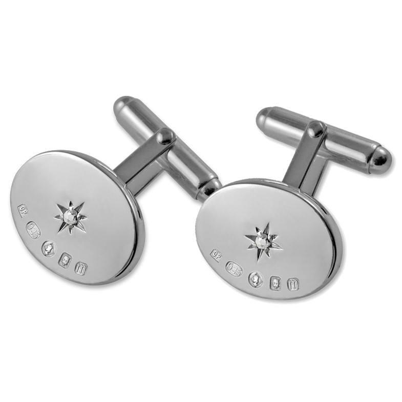 Cuff links clipart.