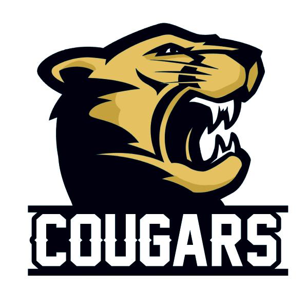 Cougar Cartoon Clip Art.