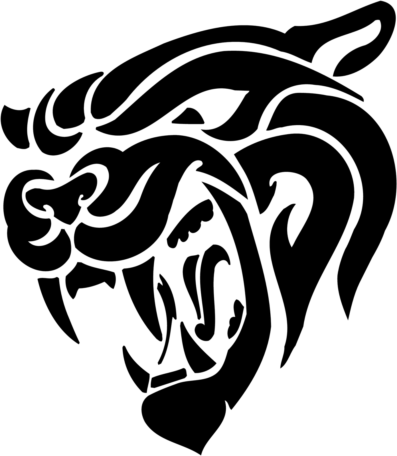 Free Cougar Clipart.