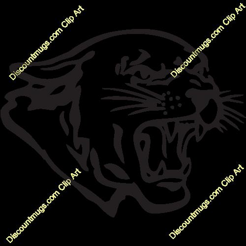 Cougar Clip Art & Cougar Clip Art Clip Art Images.