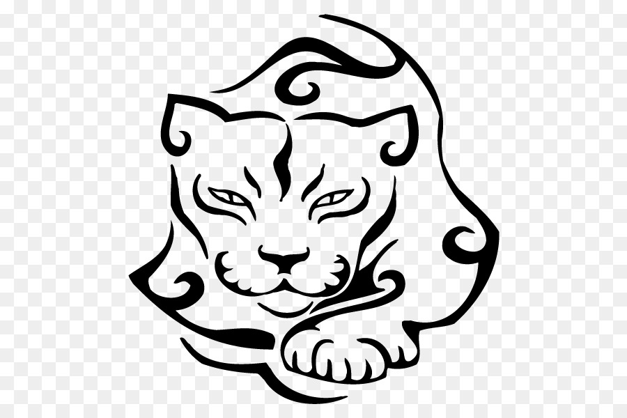 Cougar clipart black and white 3 » Clipart Station.