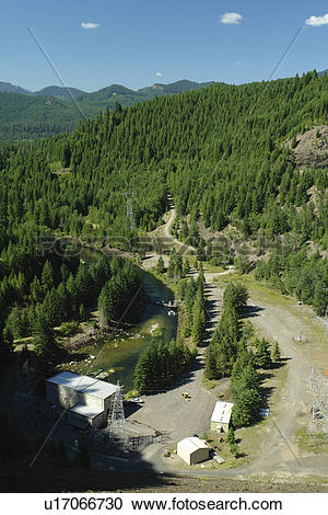 Stock Photography of Willamette National Forest, OR, Oregon.