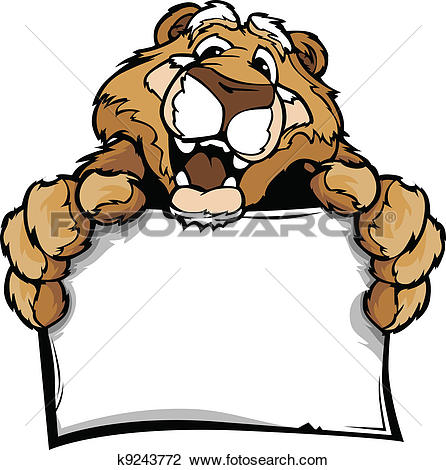 Cougar Clipart and Illustration. 779 cougar clip art vector EPS.