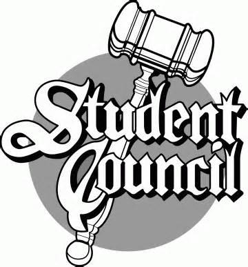 Student council clip art.