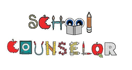School counselor clipart.