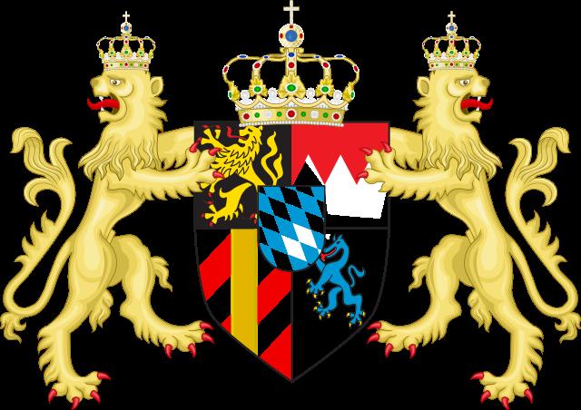 1861] Königreich Bayern.