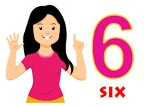 Free Counting Clipart.