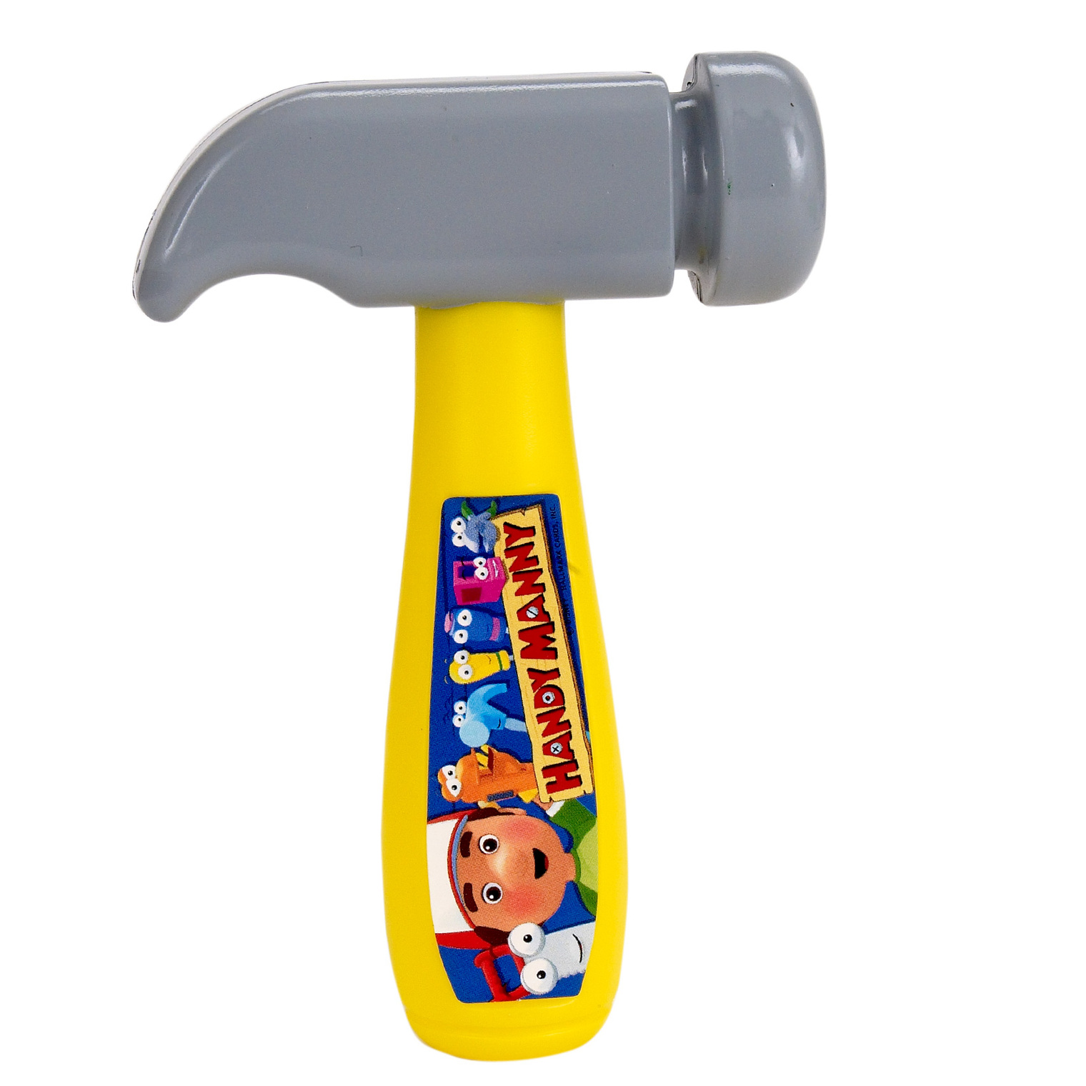 Handy Manny Plastic Hammers 4 Count ThePartyWorks Clipart.