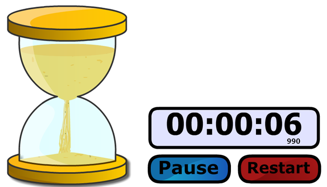 Countdown Timer Clipart.