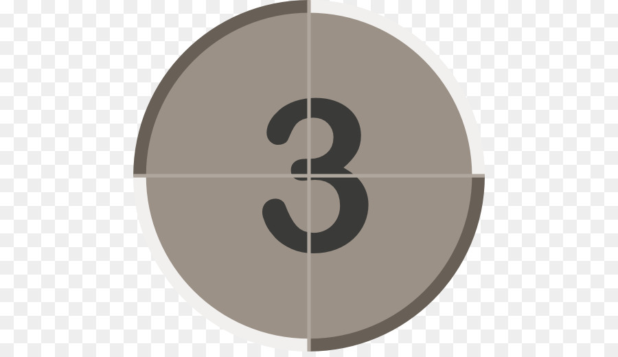 Countdown Circle png download.