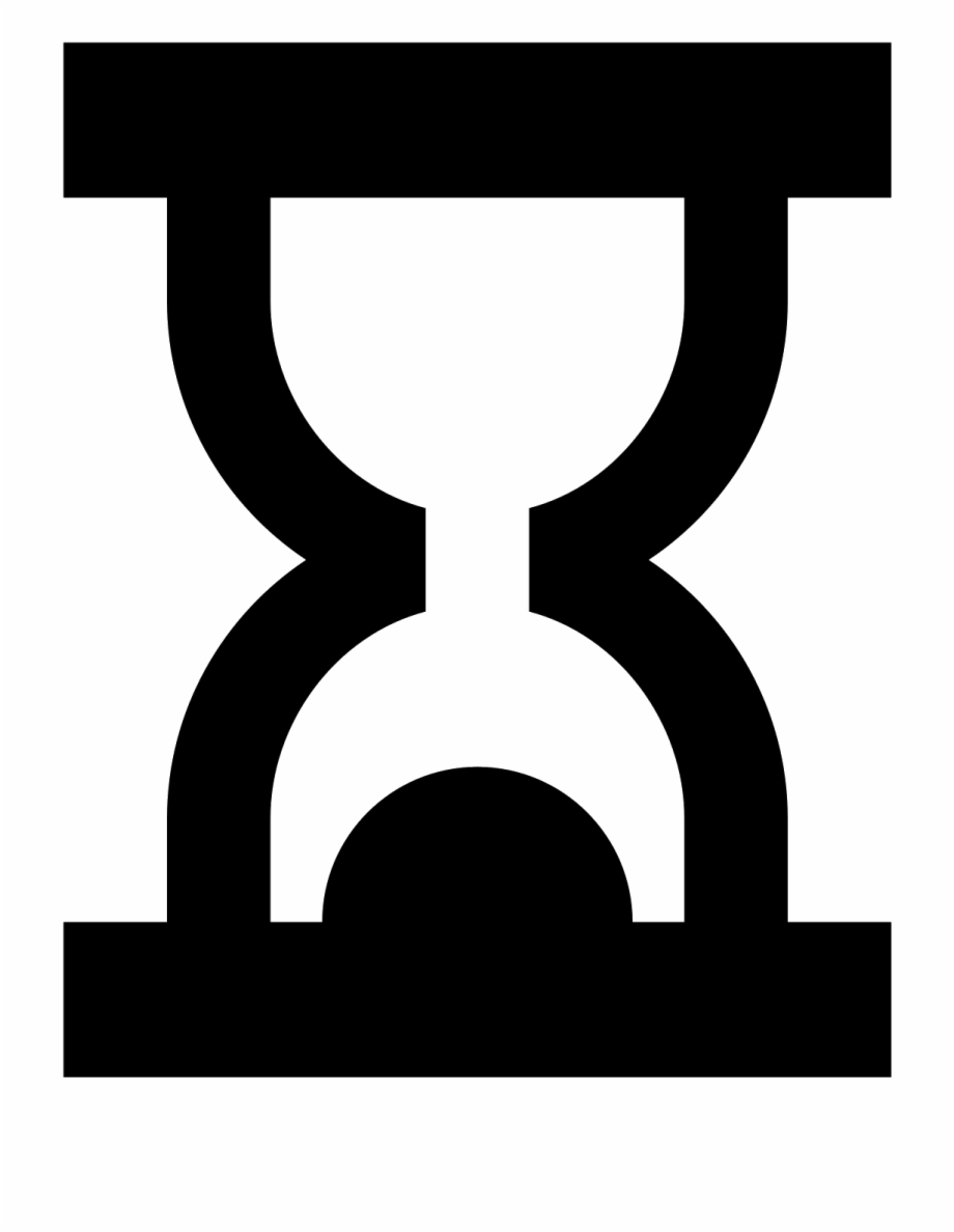Sand Timer Icon.