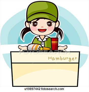Counter Clipart.