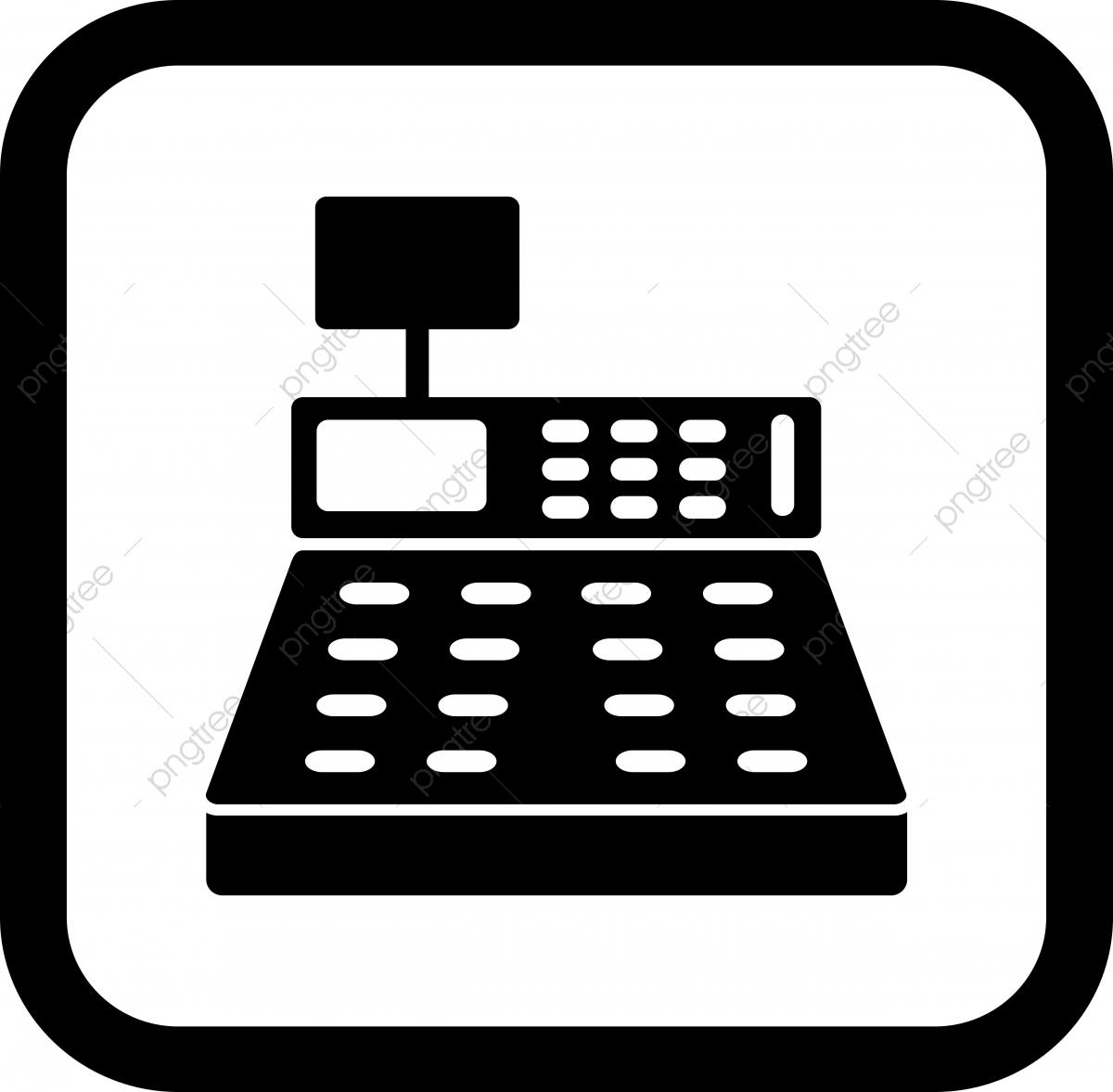 Cash Counter Icon Design, Buy Icon, Cash Counter Icon, Cash Machine.