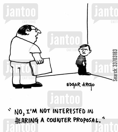 counter proposal cartoons.