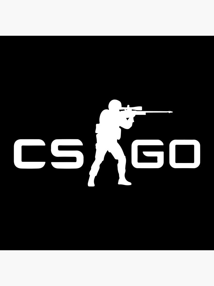 Counter Strike: Global Offensive AWP logo.