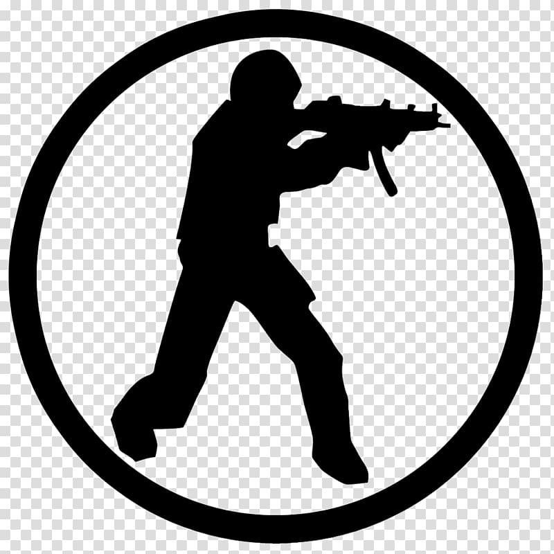 Counter Strike logo, Counter.
