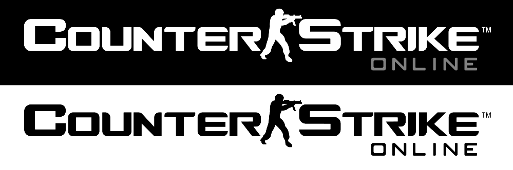 Counter Strike Logo PNG Clipart.