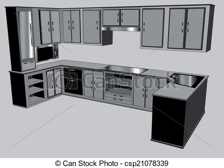 Kitchen counter Illustrations and Clipart. 1,817 Kitchen counter.