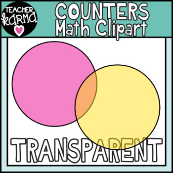 Math Counters Clipart, Transparent.
