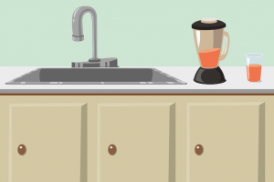 Countertop clipart 1 » Clipart Station.