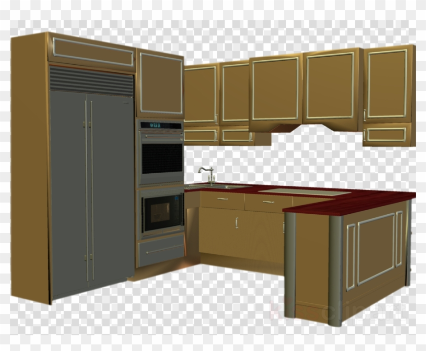 Table Transparent Image Clipart Free Download Countertop.