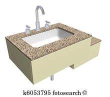 Countertop clipart 3 » Clipart Station.