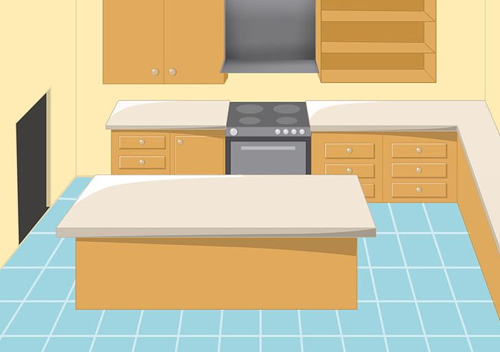 Kitchen Countertop Cupboard PNG, Clipart, Angle, Area, Clip Art.