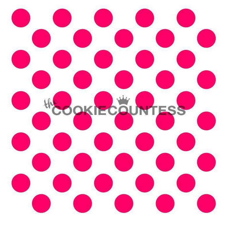 Medium Polka Dots.