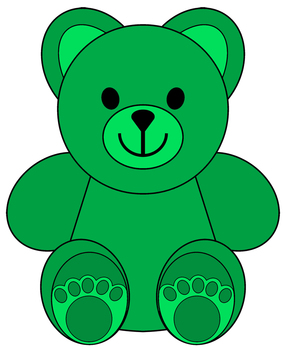 Bears clipart colored, Bears colored Transparent FREE for.