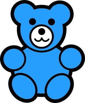Bears clipart counting, Bears counting Transparent FREE for.