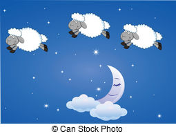 Counting sheep Illustrations and Clip Art. 785 Counting sheep.
