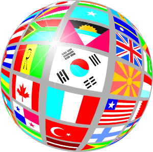 Countries Clipart.