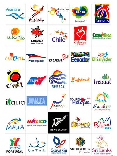 logo countries.