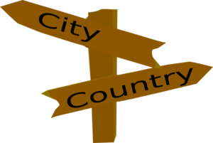 Country clipart #9