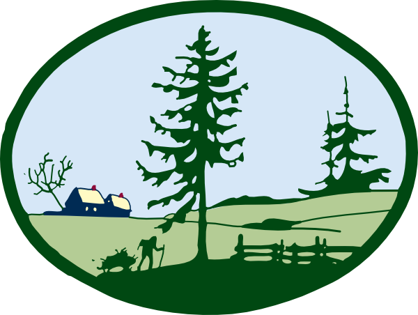 Country Clipart.