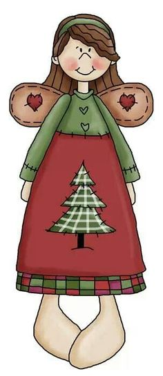 CHRISTMAS ANGEL CLIP ART ….