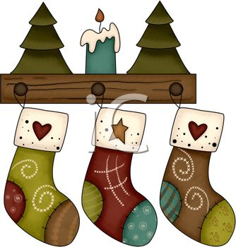 Country christmas clipart free.