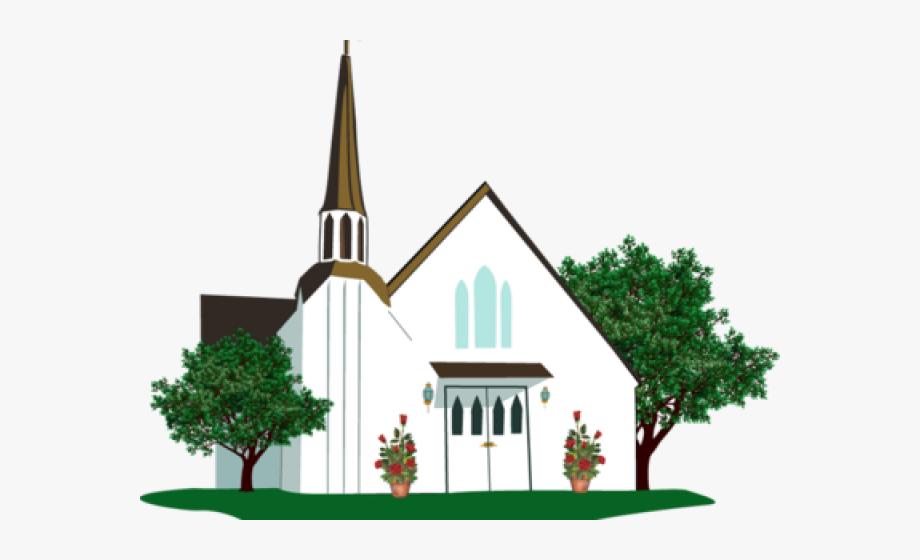 Church Building Country Church Clipart , Transparent Cartoon.
