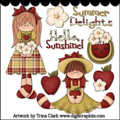 Country clipart #15