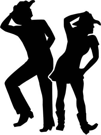 Line dance clipart » Clipart Station.