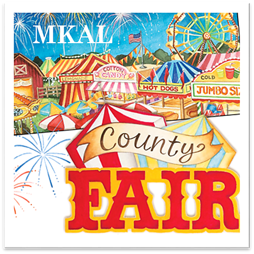 County Fair pattern by Cindy Garland.