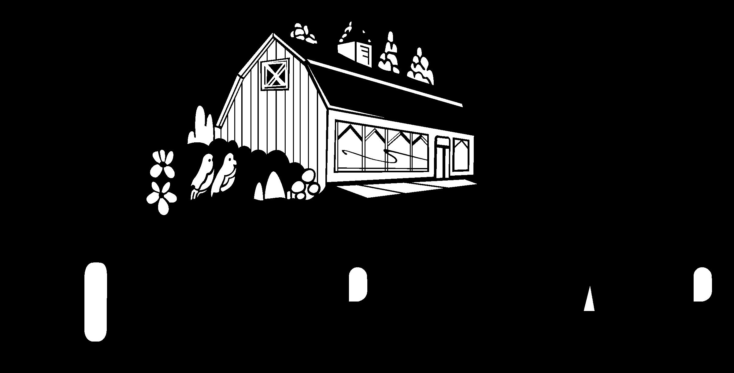 Country Fair Logo Black And White.